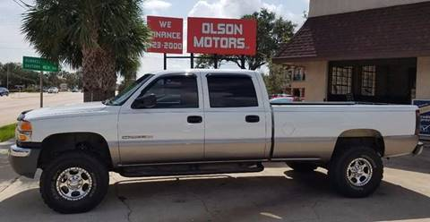 2006 GMC Sierra 2500HD for sale in Saint Augustine, FL