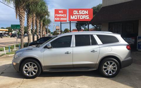 2010 Buick Enclave for sale in Saint Augustine, FL