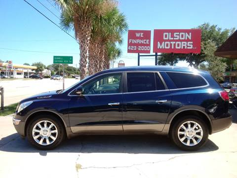 2011 Buick Enclave for sale in Saint Augustine, FL