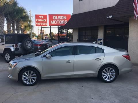 2014 Buick LaCrosse for sale in Saint Augustine, FL