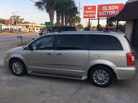 2012 Chrysler Town and Country for sale in Saint Augustine, FL