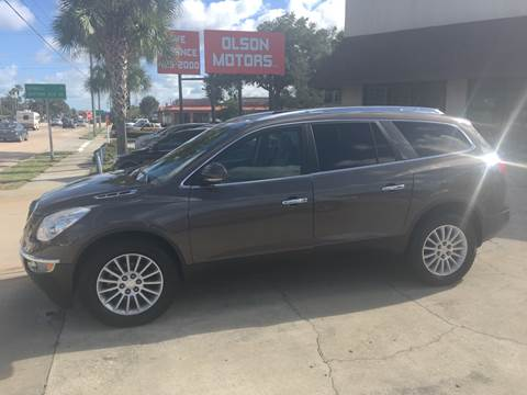 2012 Buick Enclave for sale in Saint Augustine, FL