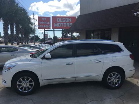 2014 Buick Enclave for sale in Saint Augustine, FL