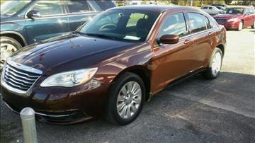 2013 Chrysler 200 for sale in Saint Augustine, FL