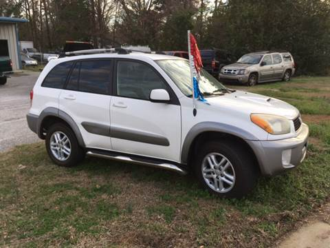 2003 Toyota RAV4 For Sale In Turbeville, SC