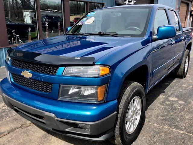 2012 Chevrolet Colorado for sale at Rombaugh's Auto Sales in Battle Creek MI