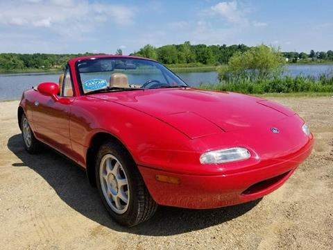 Spec Miata For Sale >> Used 1995 Mazda Mx 5 Miata For Sale Carsforsale Com