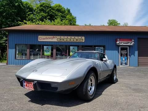 1978 Chevrolet Corvette for sale at Rombaugh's Auto Sales in Battle Creek MI