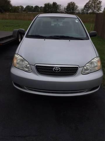 2008 Toyota Corolla for sale in Brownsburg, IN