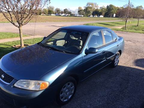 2002 Nissan Sentra for sale in Brownsburg, IN