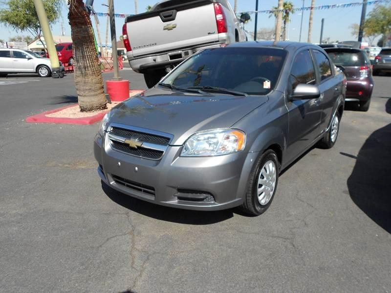 2011 Chevrolet Aveo For Sale At Best Auto   Phoenix In Phoenix AZ