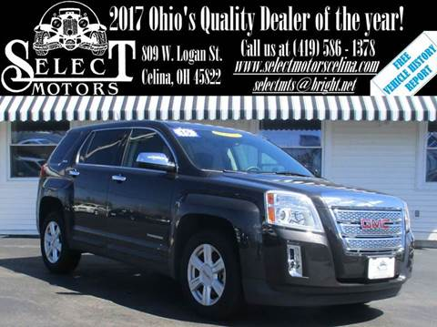 2015 GMC Terrain for sale in Celina, OH