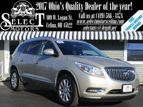 2015 Buick Enclave for sale in Celina, OH
