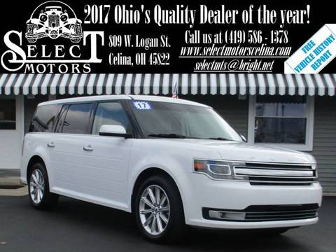 2017 Ford Flex for sale in Celina, OH