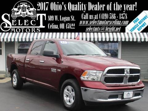 2017 RAM Ram Pickup 1500 for sale in Celina, OH