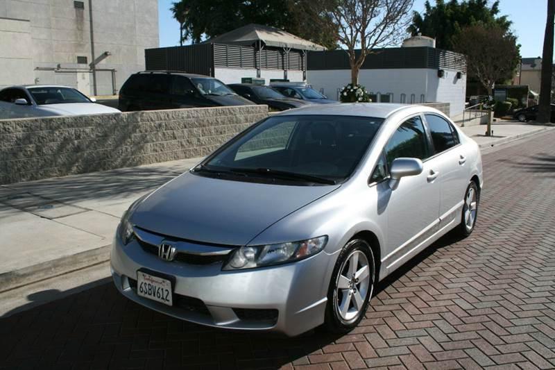 2010 Honda Civic LX S 4dr Sedan 5A   Los Angeles CA