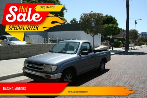1997 Toyota Tacoma for sale in Los Angeles, CA