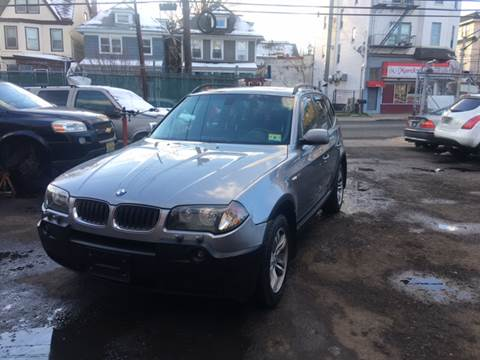 2005 BMW X3 for sale in Irvington, NJ