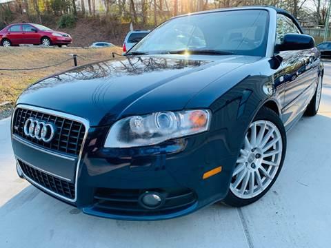 2009 Audi A4 for sale in Marietta, GA