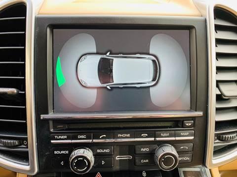 2011 Porsche Cayenne