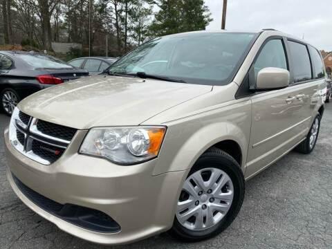 2014 Dodge Grand Caravan for sale at Nationwide Auto Sales in Marietta GA