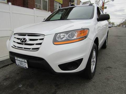 2011 Hyundai Santa Fe for sale in Newark, NJ