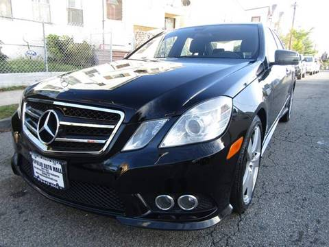2010 Mercedes-Benz E-Class for sale in Newark, NJ