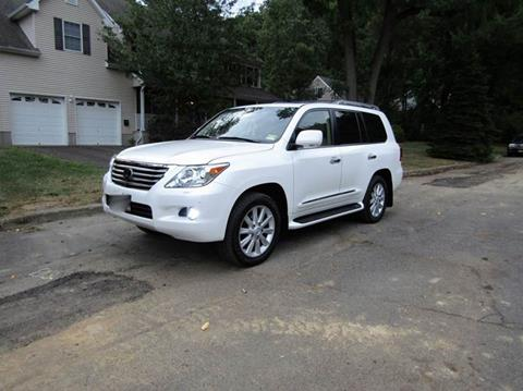 2011 Lexus LX 570 for sale in Newark, NJ