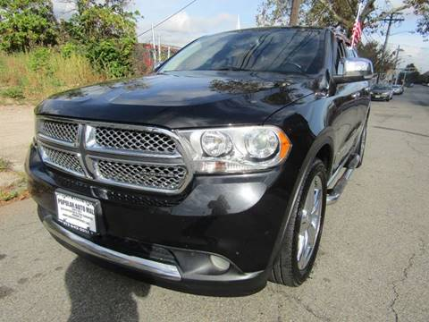 2011 Dodge Durango for sale in Newark, NJ