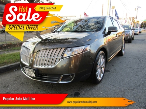 2011 Lincoln MKT for sale at Popular Auto Mall Inc in Newark NJ