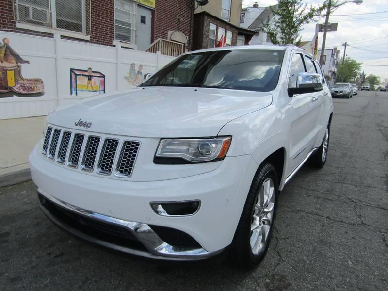 2014 Jeep Grand Cherokee for sale at Popular Auto Mall Inc in Newark NJ
