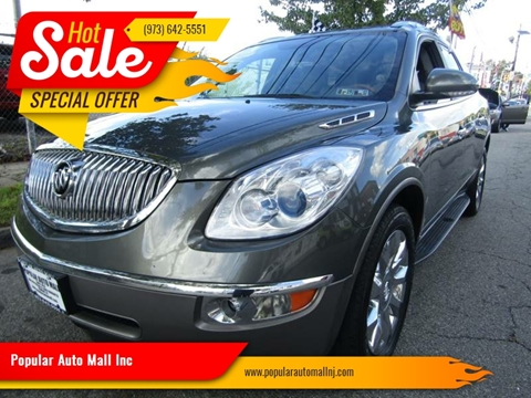 2011 Buick Enclave for sale at Popular Auto Mall Inc in Newark NJ