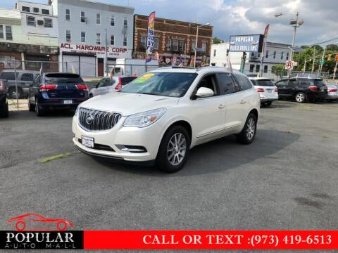 2014 Buick Enclave for sale at Popular Auto Mall Inc in Newark NJ