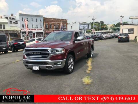 2019 RAM Ram Pickup 1500 for sale at Popular Auto Mall Inc in Newark NJ