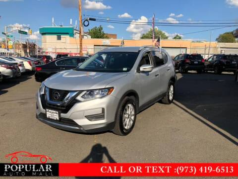 2018 Nissan Rogue for sale at Popular Auto Mall Inc in Newark NJ