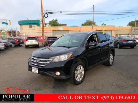 2014 Honda CR-V for sale at Popular Auto Mall Inc in Newark NJ
