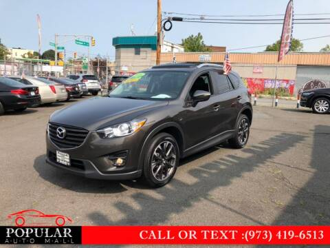 2016 Mazda CX-5 for sale at Popular Auto Mall Inc in Newark NJ