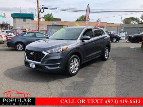 2019 Hyundai Tucson for sale at Popular Auto Mall Inc in Newark NJ