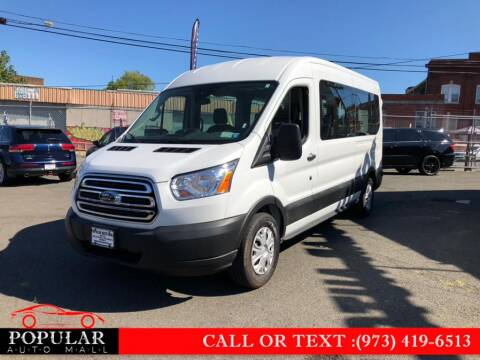 2019 Ford Transit Passenger for sale at Popular Auto Mall Inc in Newark NJ