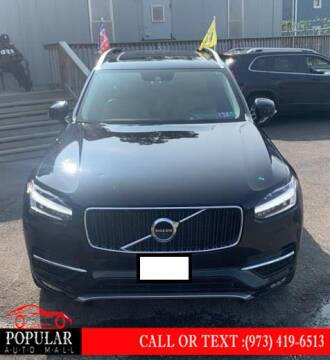 2016 Volvo XC90 for sale at Popular Auto Mall Inc in Newark NJ