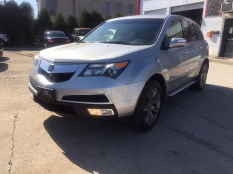 Acura MDX For Sale Carsforsalecom - Acura mdx for sale by owner