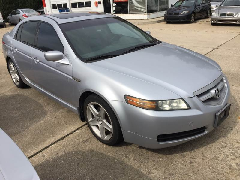 Acura Tl Dr Sedan In Downers Grove IL Downers Grove - 2004 acura tl for sale by owner