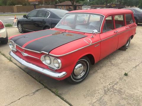 1961 Chevrolet Corvair for sale in Downers Grove, IL