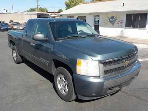 2007 Chevrolet Silverado 1500 for sale in Washington, UT