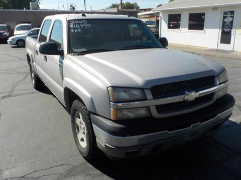 2005 Chevrolet Silverado 1500 for sale in Washington, UT