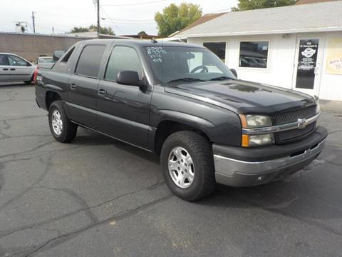 2003 Chevrolet Avalanche for sale in Washington, UT