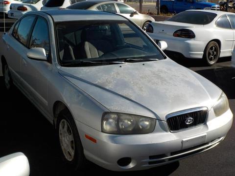 2002 Hyundai Elantra for sale in Washington, UT