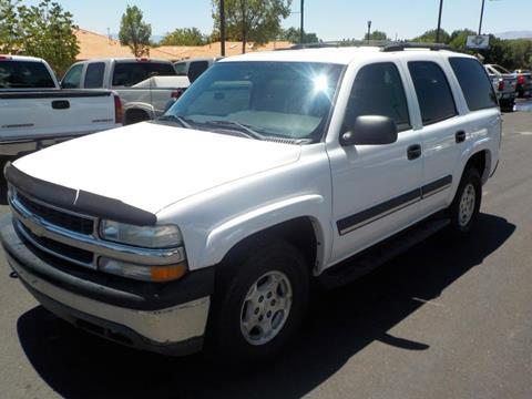 2004 Chevrolet Tahoe for sale in Washington, UT