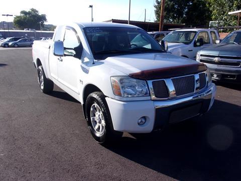2004 Nissan Titan for sale in Washington, UT