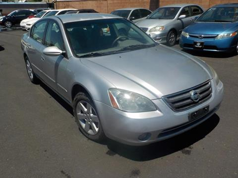 2002 Nissan Altima for sale in Washington, UT